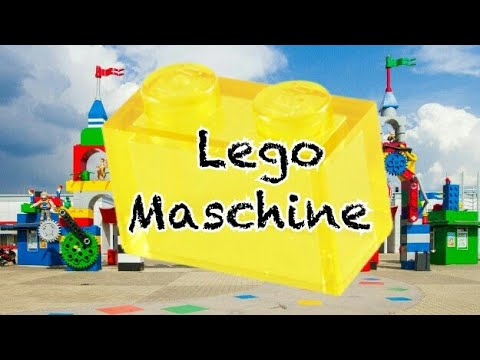 Lego Maschine Bauen Youtube
