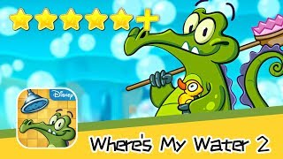 Where's My Water? 2 Level 134-135 Walkthrough All Levels 3 Stars! Recommend index five star