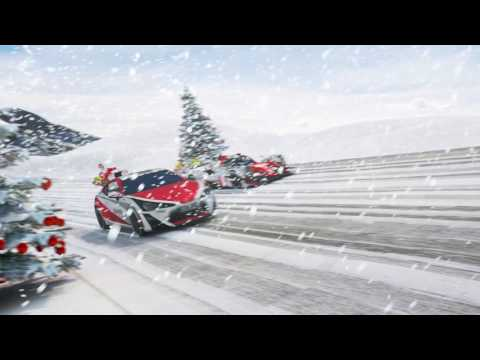 Merry Christmas from TOYOTA Motorsport GmbH