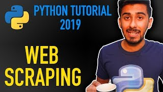 20 - web scraping with python using beautiful soup & requests (Python tutorial for beginners 2019)