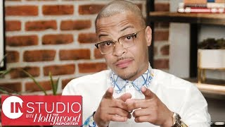 T.I. Talks Joining the Marvel Universe for 'Ant-Man and the Wasp' | In Studio with THR