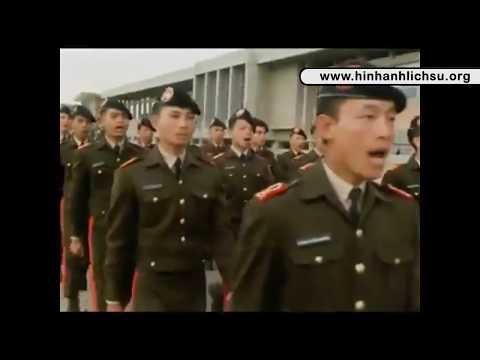 Phim Tài Liệu: Trường Võ bị Quốc gia Đà Lạt năm 1970