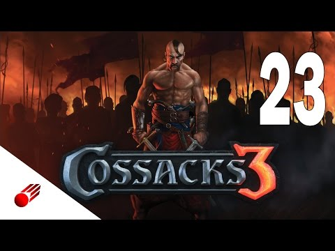 Cossacks 3 Walkthrough - Dawn of the French fleet - On Hospi