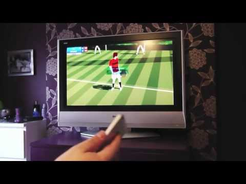 Motion Tennis review: Wii style gaming with your iPhone and Apple TV!