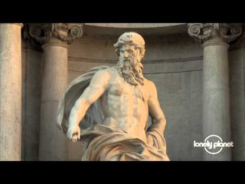 Trevi Fountain - Rome - Lonely Planet travel videos
