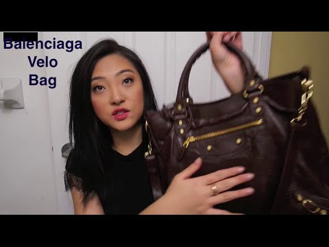 305d4f026b7 Balenciaga Velo Bag Review - YouTube
