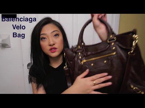 Balenciaga Velo Bag Review You
