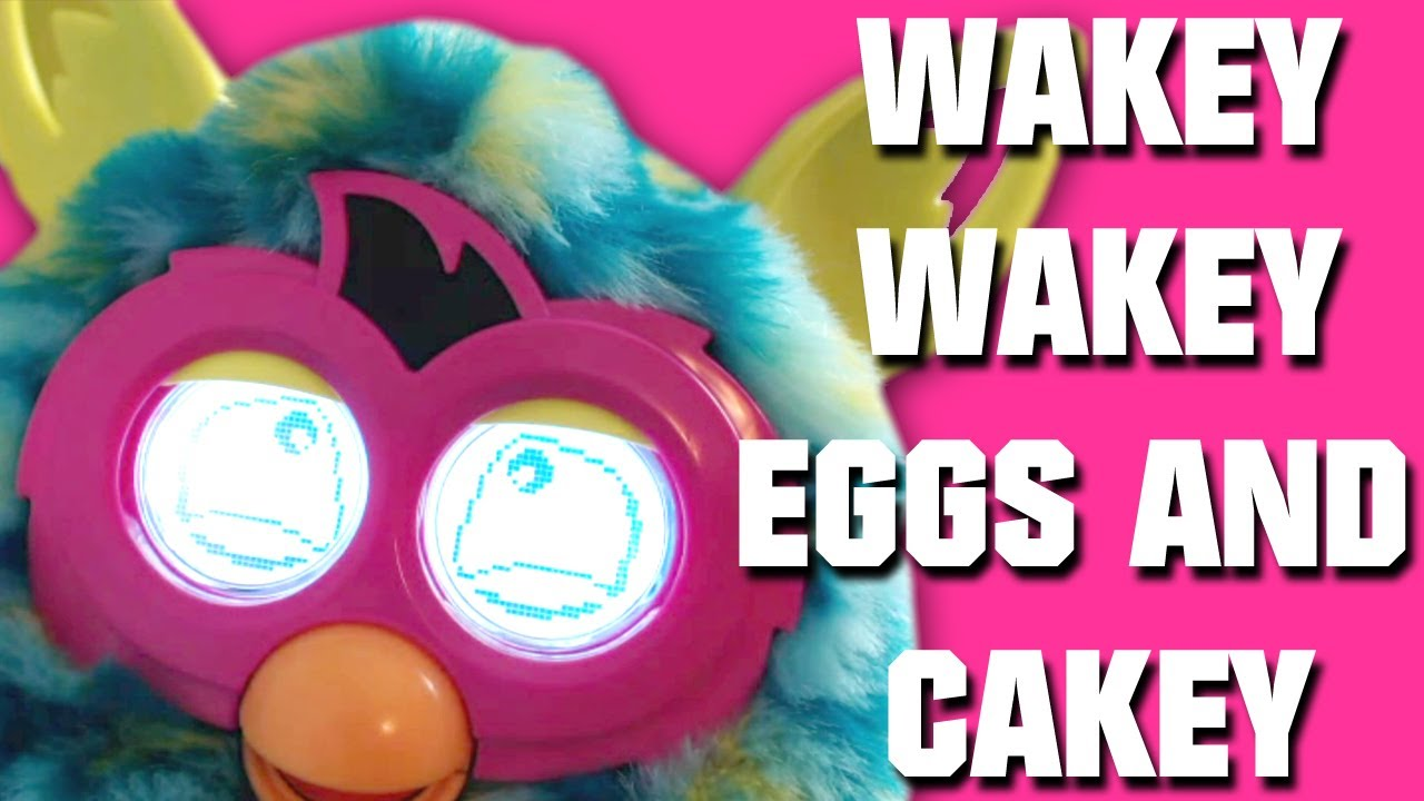 Fat Furby Boom Changing Personalities - YouTube