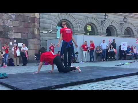 Millions Missing Stockholm