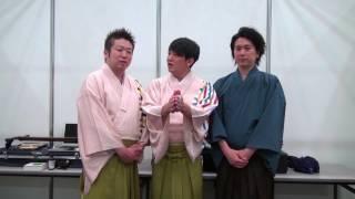 「ファイトリーグ」吉田兄弟コメント