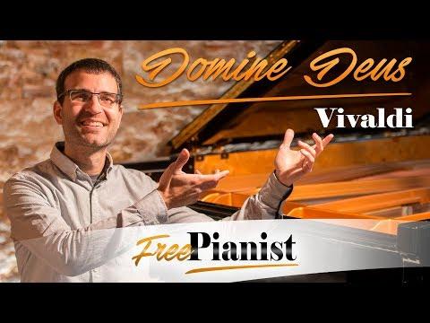 Domine Deus - KARAOKE / PIANO ACCOMPANIMENT - Gloria RV 589 - Vivaldi