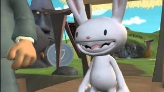 CGRundertow SAM & MAX: SEASON 2: EPISODE 2: MOAI BETTER BLUES for PlayStation 3 Video Game Review