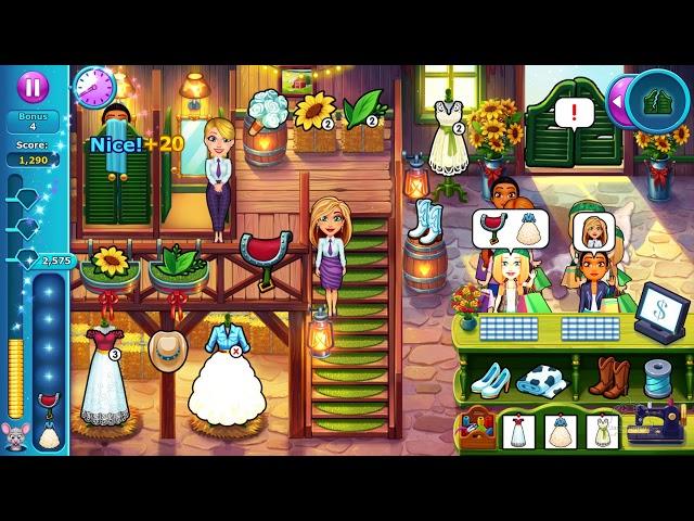 Fabulous - Angela's Wedding Disaster #27 Bonus Level 2-4 🎮 James Games