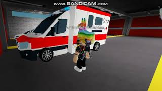 Roblox Ambulance New Story Episode 1 Kid Hited By Car
