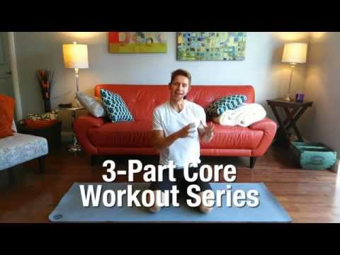 3-Part Core Training Series: Workout #1 (Beginner)