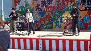 20130203帰り道(江田島市カキ祭)