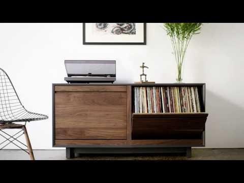 16 vinyl record storage ikea