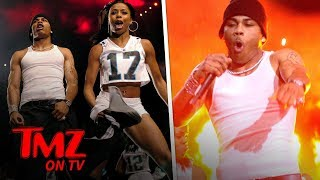 Nelly Thinks Super Bowl Halftime Outrage Is Stupid | TMZ TV