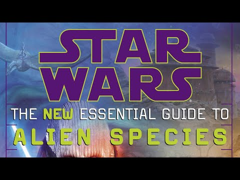 #17 SW The New Essential Guide To Alien Species 2006