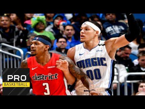Orlando Magic vs Washington Wizards Full Game Highlights | Jan. 25, 2019 | NBA Season | Обзор