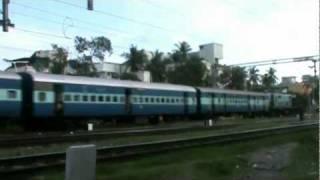Chennai - Thiruchendur Chendur Express