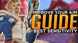 Overwatch: Improve Your AIM! - Sensitivity & Training Advanced Guide