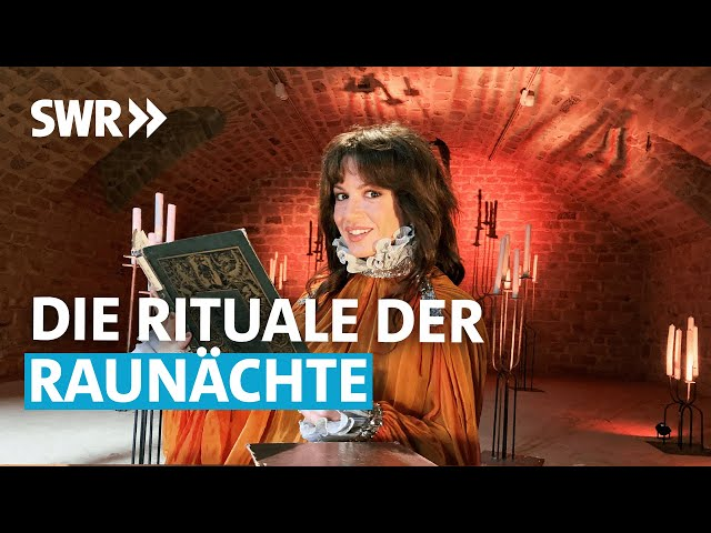 Raunächte - Von Hexen, Schurken und der Wilden Jagd (1/3)