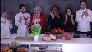🍅🙌🏾 Conheça os chefs da Saga do Tomate - Portal EAD SambaCooking