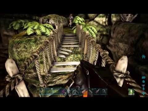 ark jungle dungeon - cinemapichollu