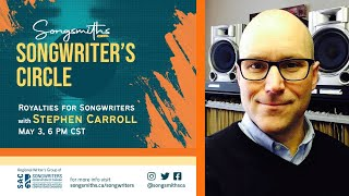 Royalties for Songwriters