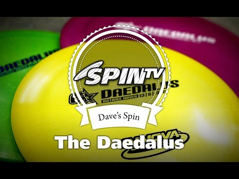 Dave's Spin: The Daedalus