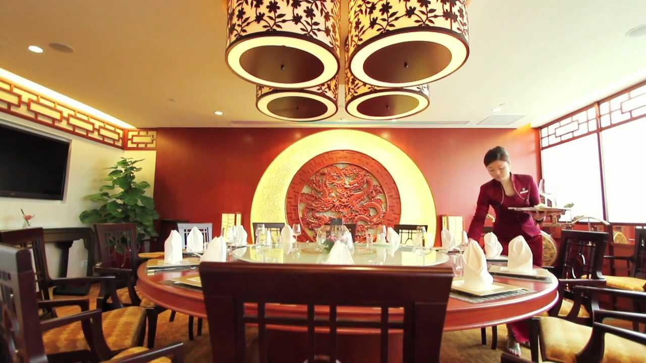 Chinese restaurant in singapore peach blossoms youtube for Asian cuisine singapore
