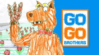 Poofy Paw Paws - Go Go Brothers S1 (Ep 2)
