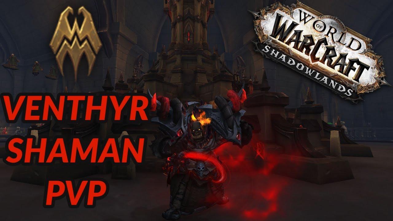 Venthyr Enhancement In Pvp Is Godlike Shaman World Of Warcraft Forums