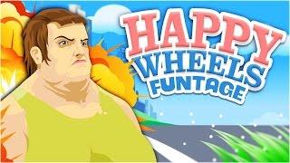 Happy Wheels Funny Moments | RKO Outta Nowhere