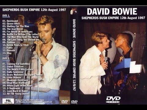 David Bowie 'O Superman'.