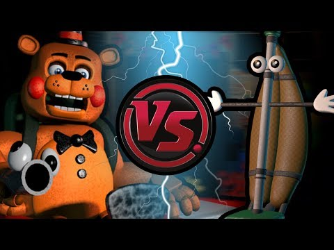 TOY FREDDY PLAYS: Five Nights with Mr. Hugs || CAN TOY FREDDY REALLY PLAY VIDEO GAMES??? thumbnail