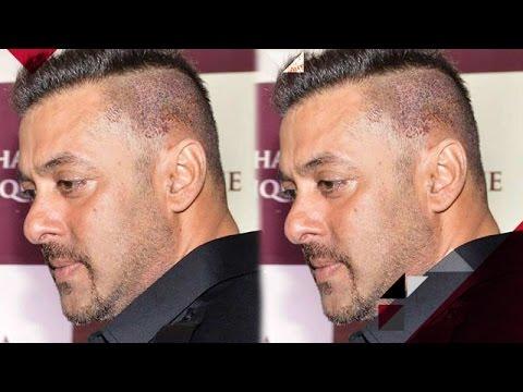 Check Out Salman Khan S New Hair Style Bollywood News Youtube