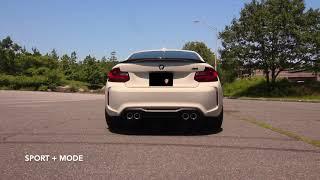 2017 BMW M2 Exhaust Sound