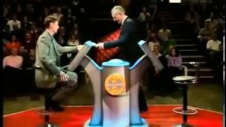 Die Harald Schmidt Show -  Schmidt befragt Jauch, Harald Schmidt bei WWM Teil 2