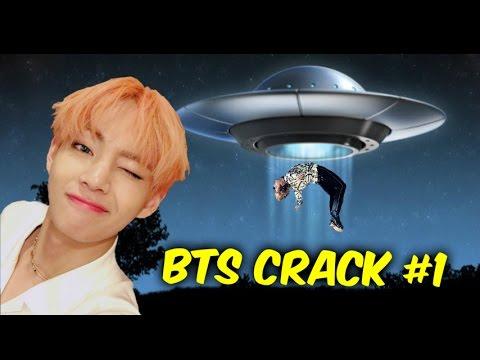 BTS Crack #1 - V Abducts Jungkook!