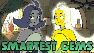 The Geode Beetles of Heaven and Earth Are The Smartest Gem Cut!? - Steven Universe Corruption Theory thumbnail