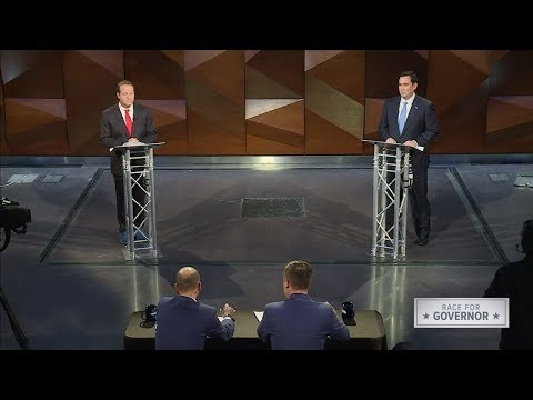 Polis, Stapleton square off in 2018 Colorado gubernatorial debate