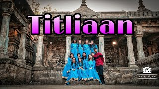 Titliaan - Harrdy Sandhu | sargun Mehta |Afsana Khan |  Choreography :- Raaj Dumbhare (MR.PWN) Thumb