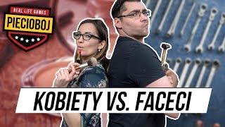 PIĘCIOBÓJ - KOBIETY vs. FACECI (feat. Sprytne Babki)