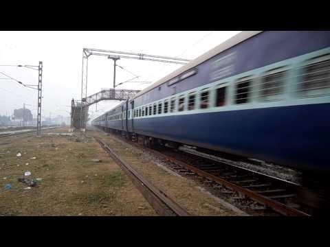 Patna -kota express.