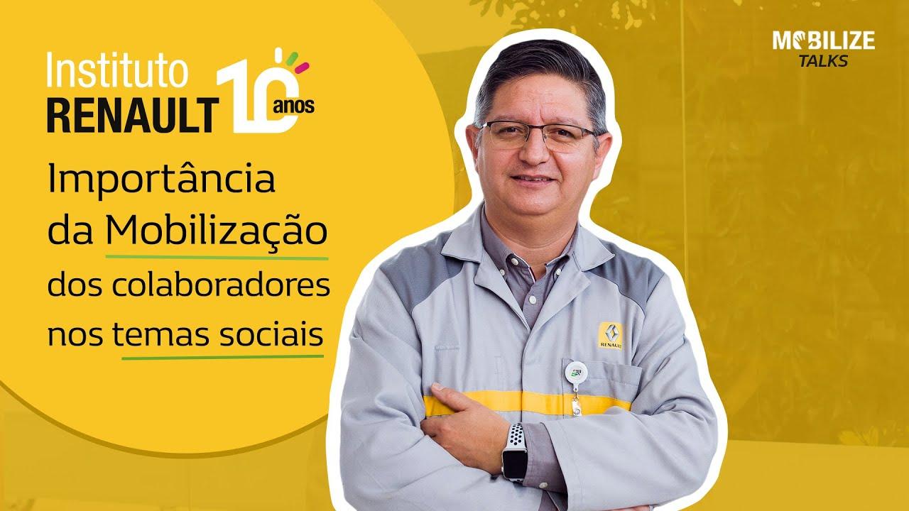 Renault | Mobilize Talks | Carlos Martin