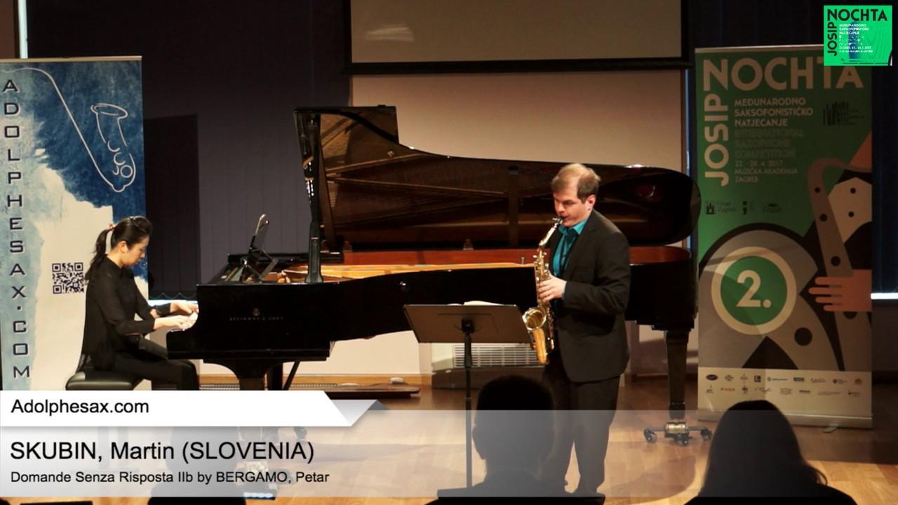 Domande senza risposta IIb by Petar Bergamo – SKUBIN, Martin (Slovenia)