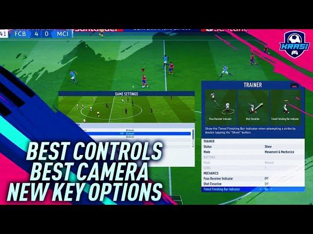 fifa 19 controller settings