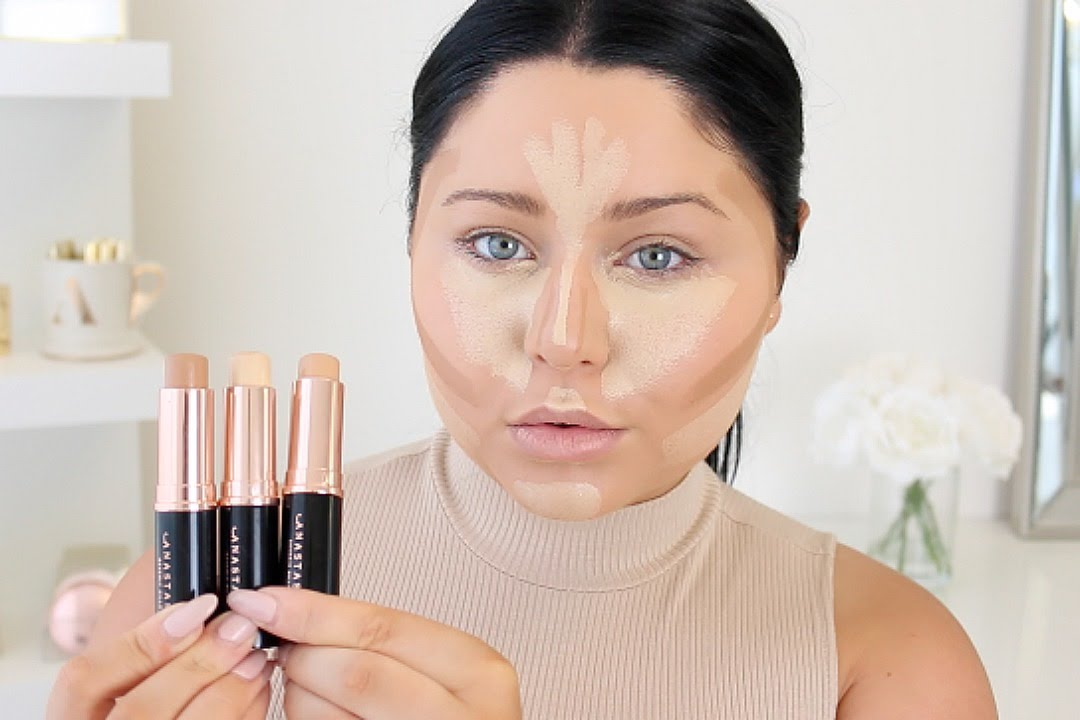 New Anastasia Beverly Hills Stick Foundation First